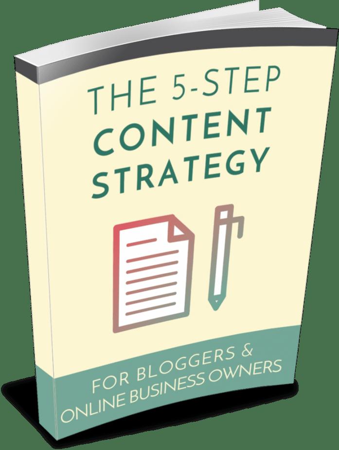 Content Planning PLR eBook
