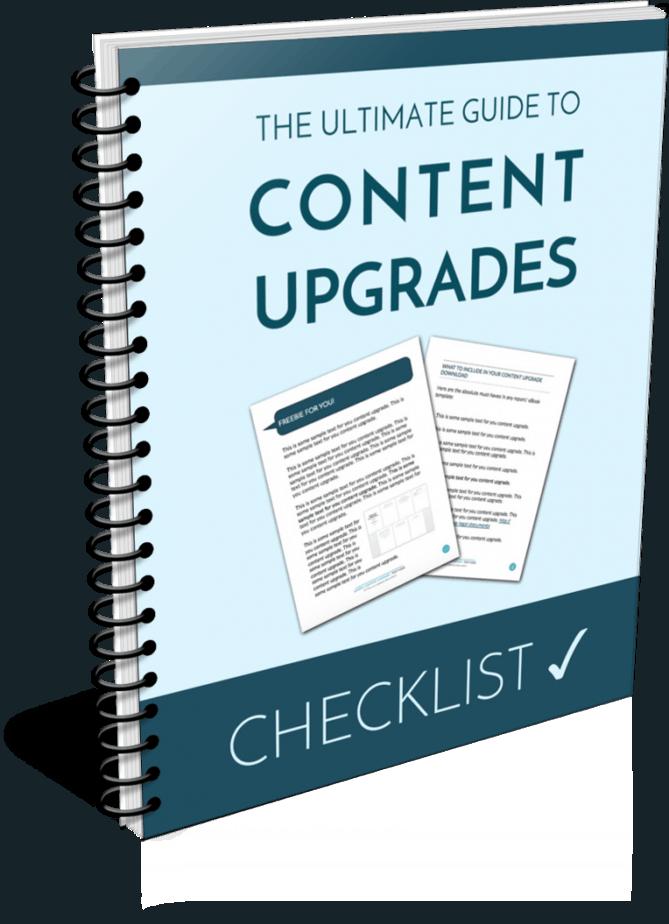 Content Upgrades PLR Checklist