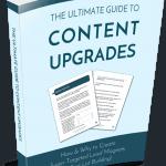 Content Upgrades eBook
