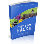 Fitness and Diet Hacks Premium PLR Ebook