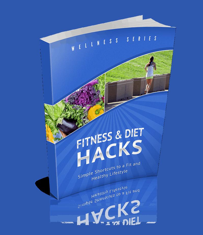 Fitness and Diet Hacks Premium PLR Ebook