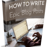 Epic Blog Posts Premium PLR Package