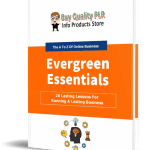 Evergreen Essentials A To Z PLR eCover