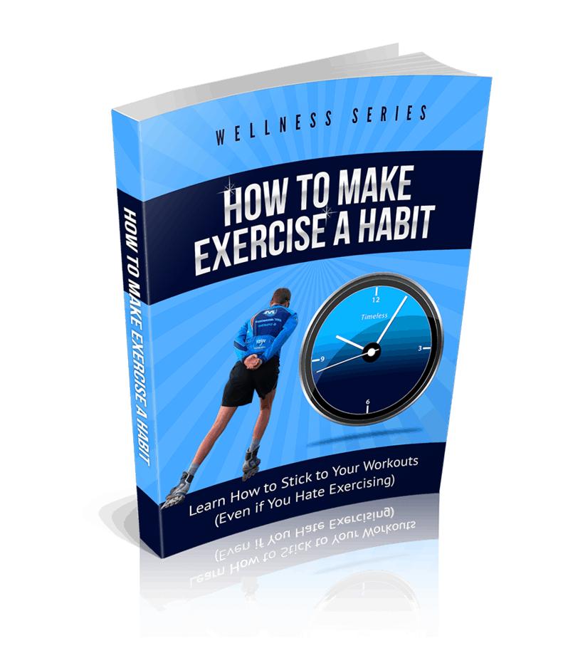 Make Exercise A Habit Premium PLR Ebook