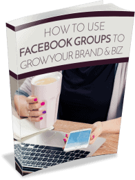 Facebook Groups PLR Ebook