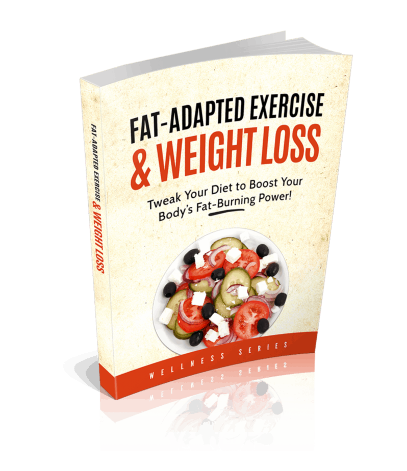 Fat Adapted Exercise PLR Ebook