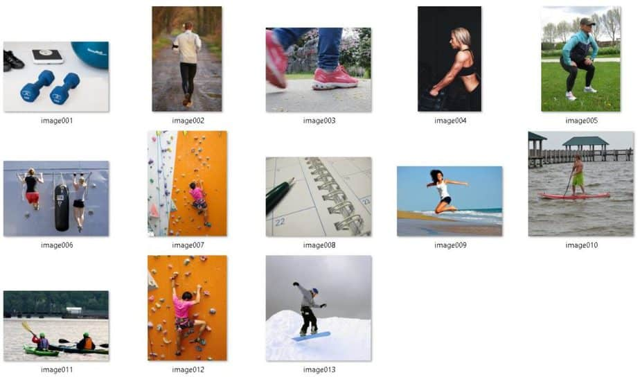 Fit Without A Gym Royalty Free Images
