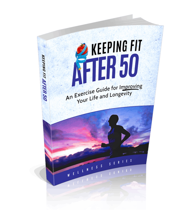 Fitness After 50 Premium PLR Ebook
