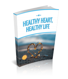 Healthy Heart Premium PLR Ebook