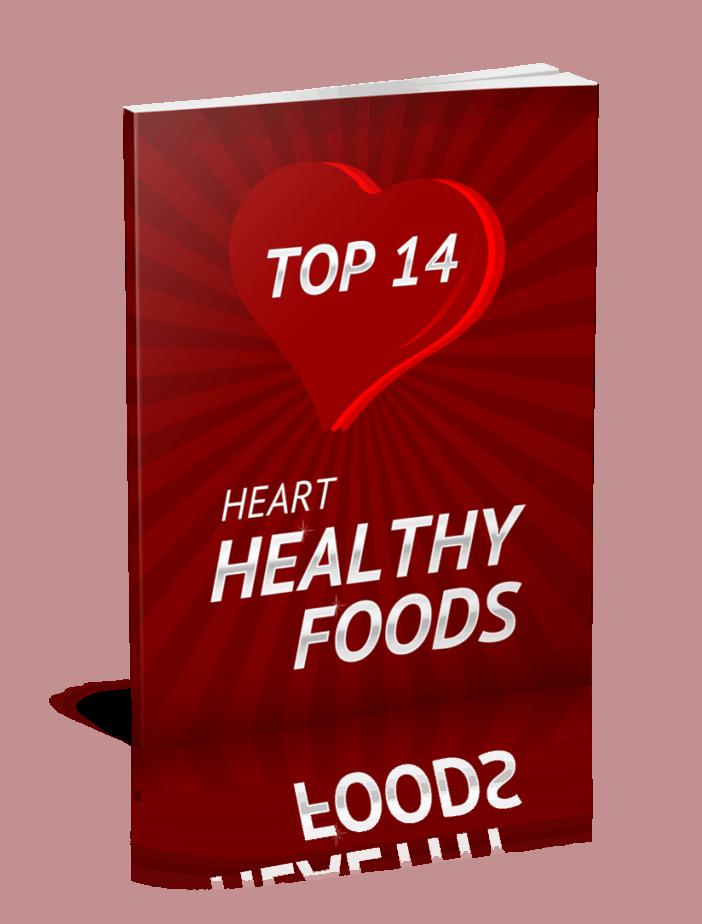 Top 14 Heart Healthy Foods PLR Report