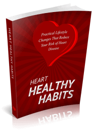 Healthy Heart Habits Premium PLR Ebook