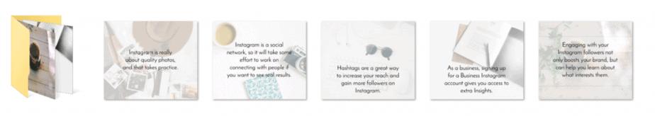 Instagram PLR Social Graphics