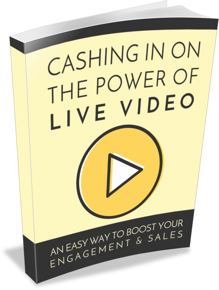 Live Video PLR eBook