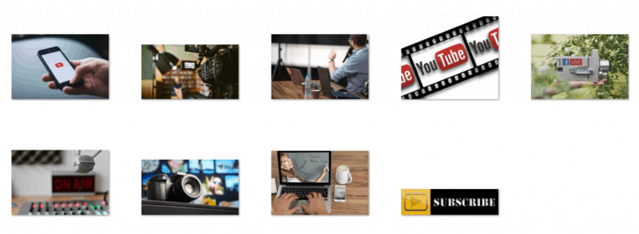 Live Video Royalty Free Images