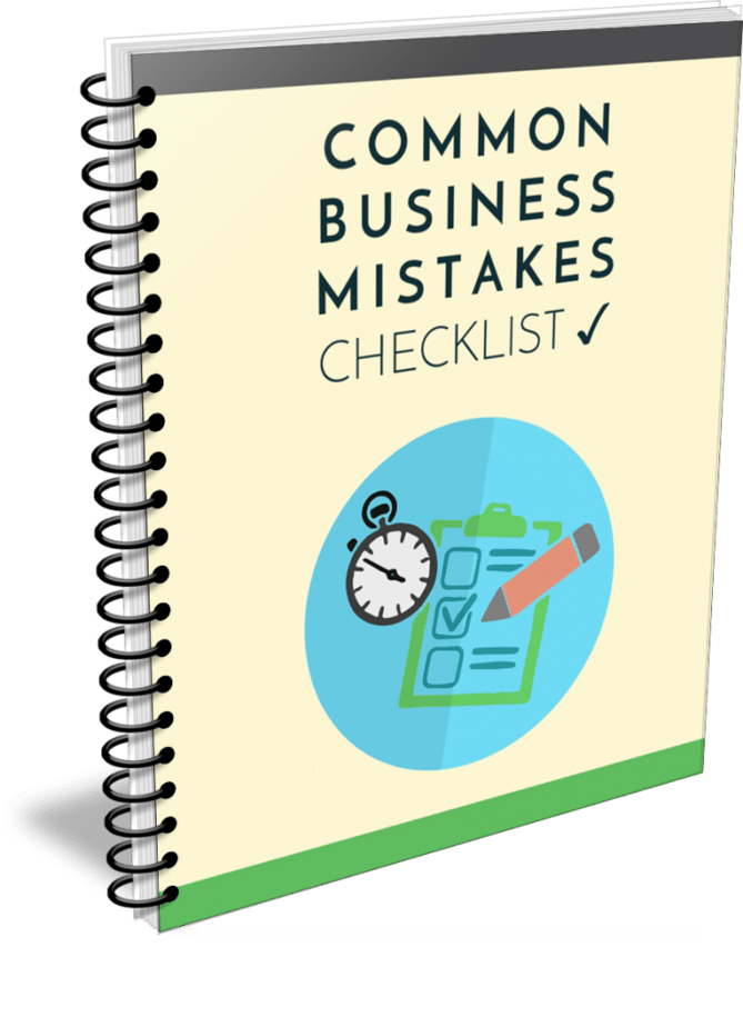 Marketing Mistakes PLR Checklist