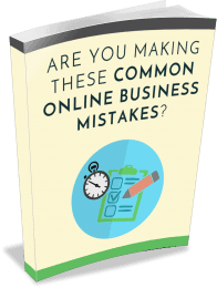 Marketing Mistakes PLR eBook
