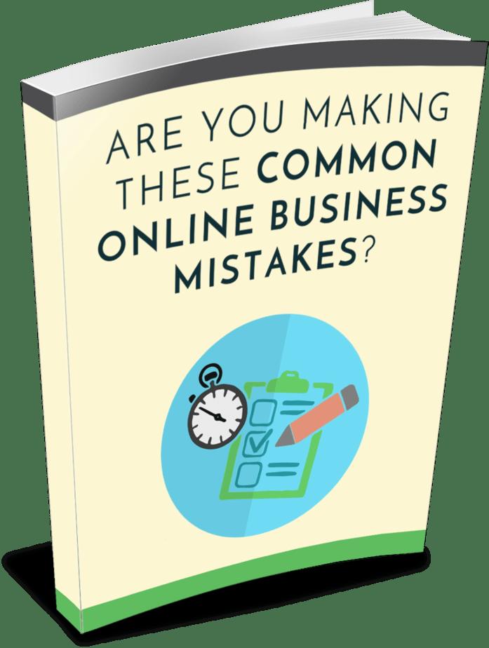 Marketing Mistakes PLR eBook