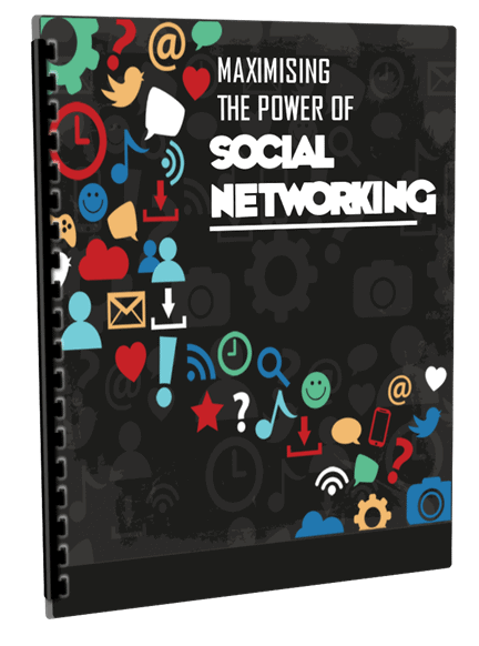 Maximising the Power of Social Networking eCover