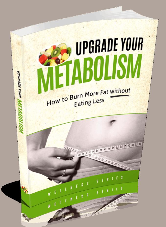 Boost Your Metabolism Premium PLR Ebook