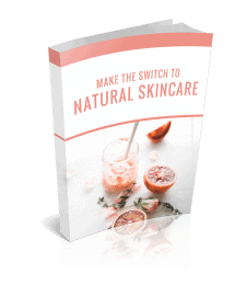 Natural Skincare Premium PLR Ebook