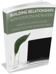 Online Relationships PLR eBook