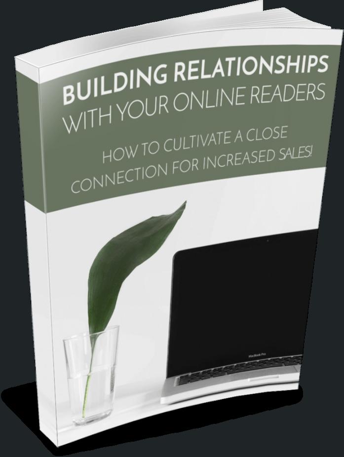 Online Relationships PLR eBook