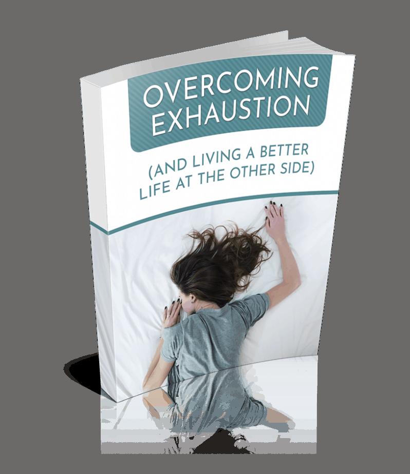 Overcoming Exhaustion Premium PLR Checklist