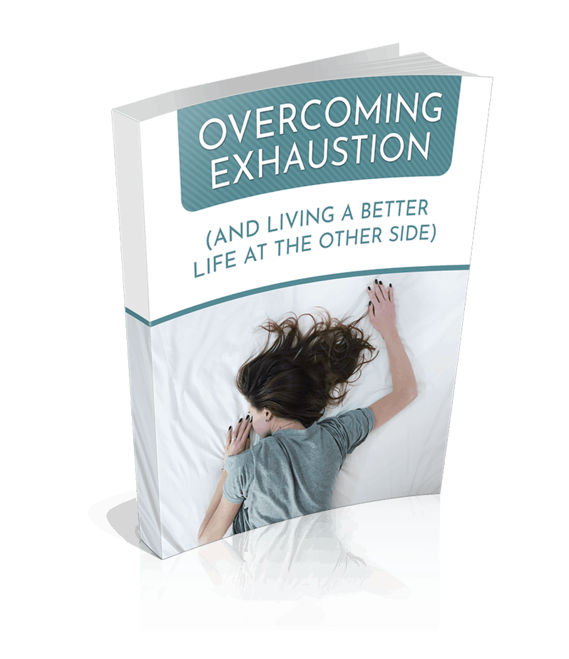 Overcoming Exhaustion Premium PLR Ebook