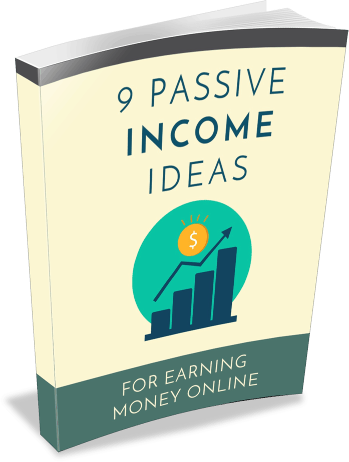 Passive Income PLR eBook