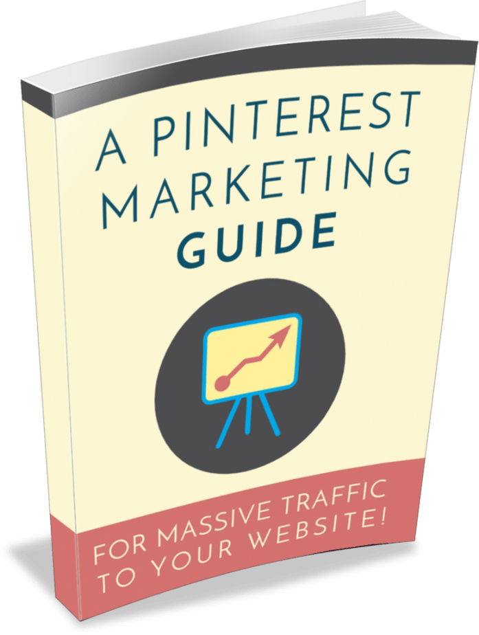 Pinterest PLR Ebook