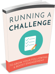 Running A Challenge PLR eBook