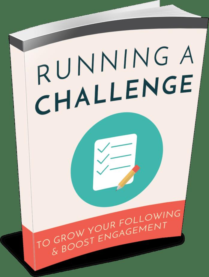 Running A Challenge PLR eBook