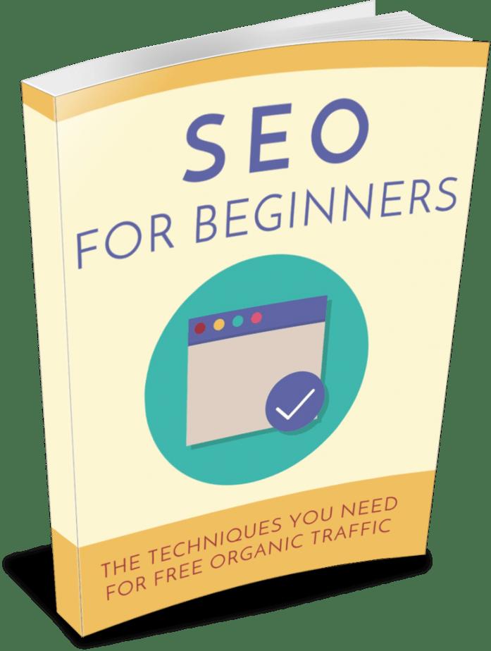 SEO for Beginners PLR eBook