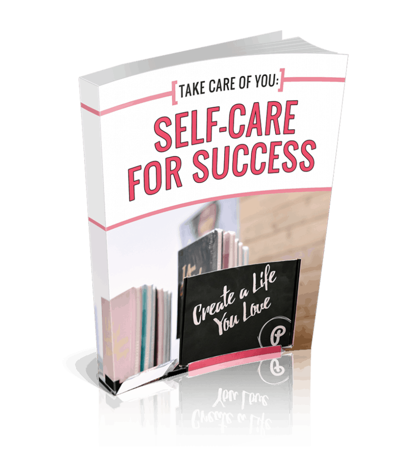 Take Care of You: Self-Care for Success PLR Ebook