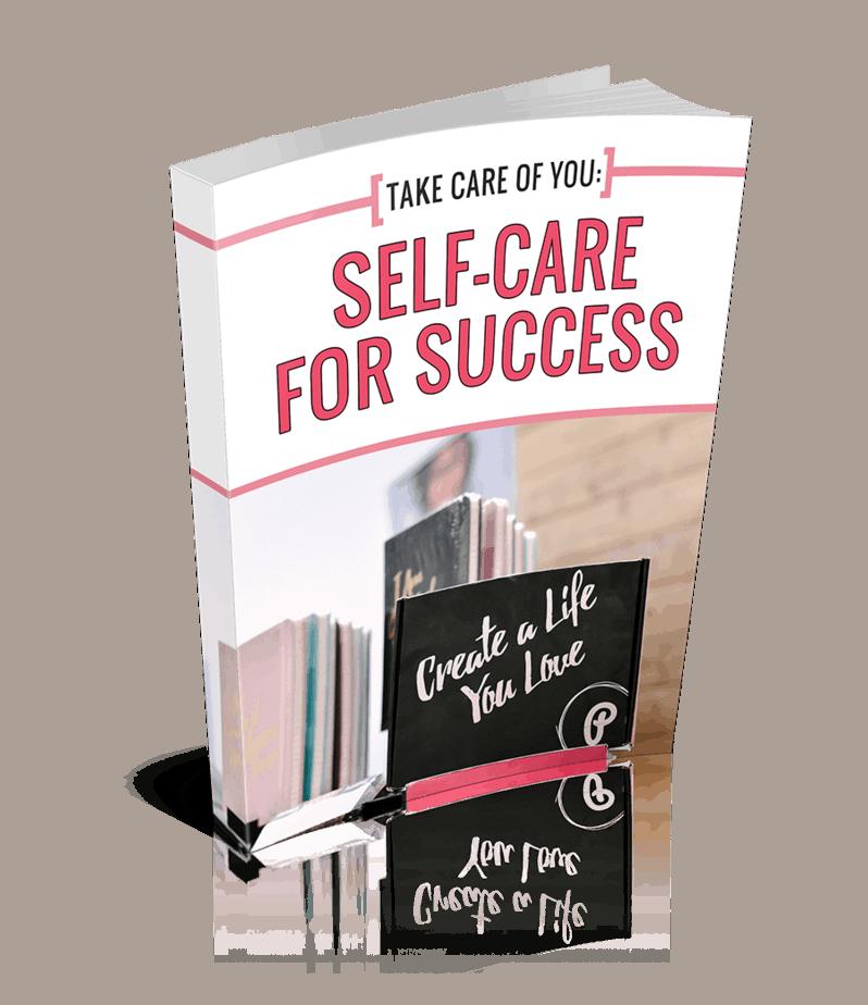 Self-Care for Success PLR Ebook