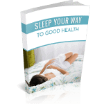 Sleep Your Way to Good Health PLR Checklist
