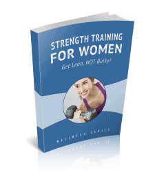 Strength Training For Women PLR Ebook