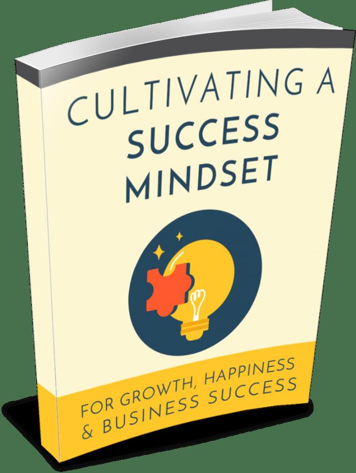 Success Mindset PLR eBook