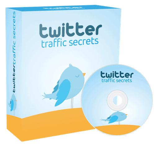Twitter Traffic Secrets PLR Cover