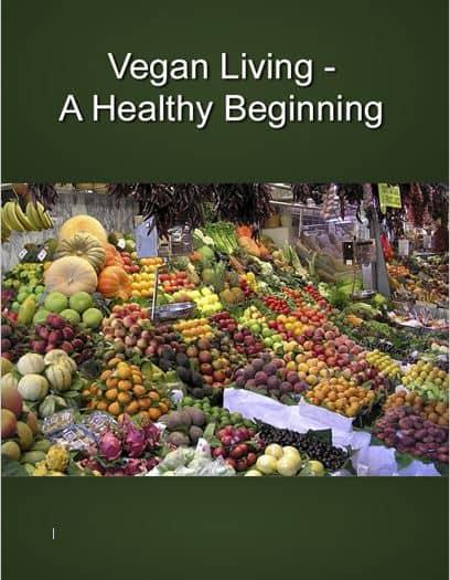 Vegan Living Premium PLR Ebook