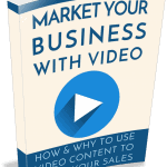 Video Marketing PLR eBook