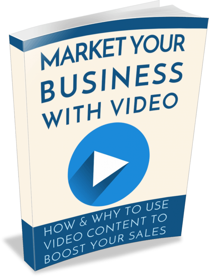 Video Marketing PLR eBook