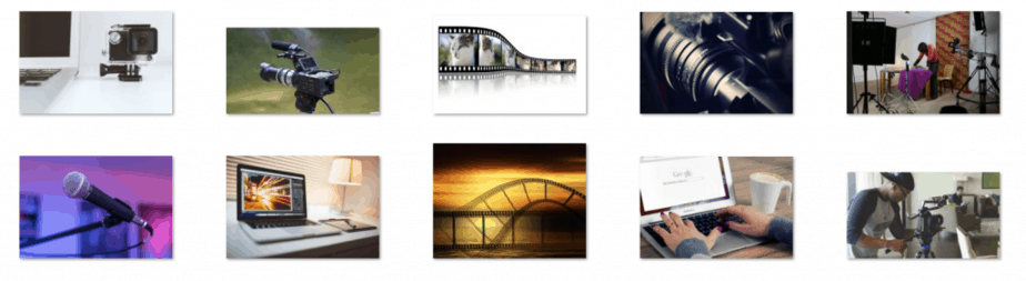 Video Marketing Royalty Free Images