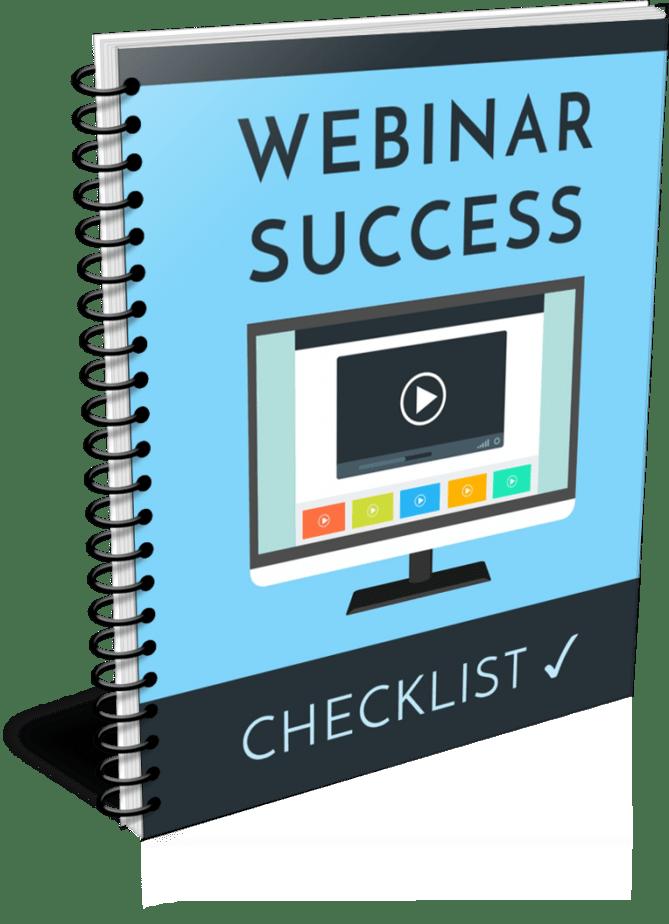 Webinar PLR Checklist