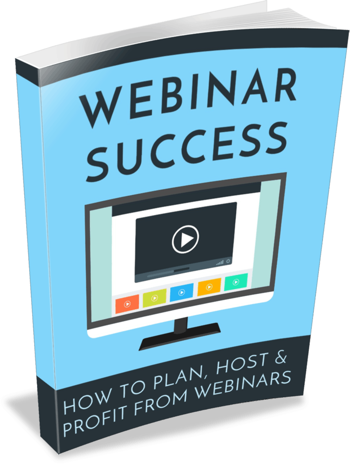 Webinar PLR eBook