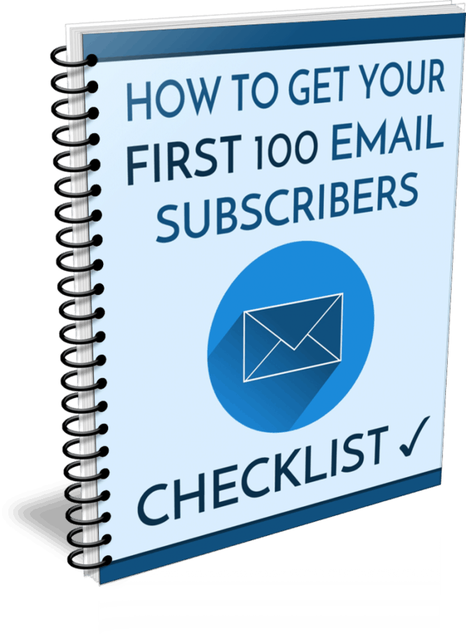 Your First 100 Subscribers PLR Checklist