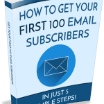 Your First 100 Subscribers Premium PLR Package 10k Words