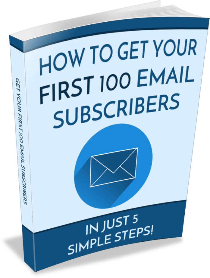 Your First 100 Subscribers PLR Ebook