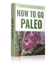 How To Go Paleo Premium PLR Ebook