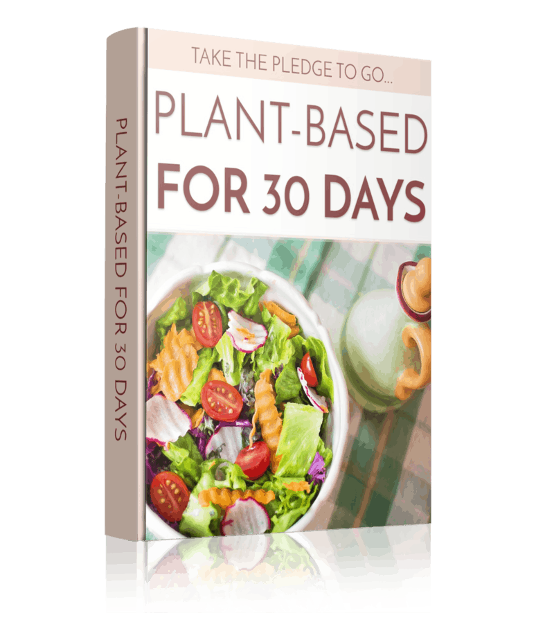 Plant Based Diets Premium PLR Ebook